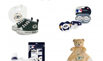 Channel your baby's inner sports fan with Baby Fanatic! #BabyliciousShower