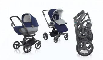 Meet the latest in premium strollers, the Inglesina Quad! #babyliciousshower