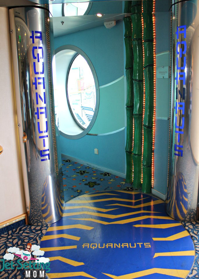 Aquanauts Club on Navigator Of The Seas