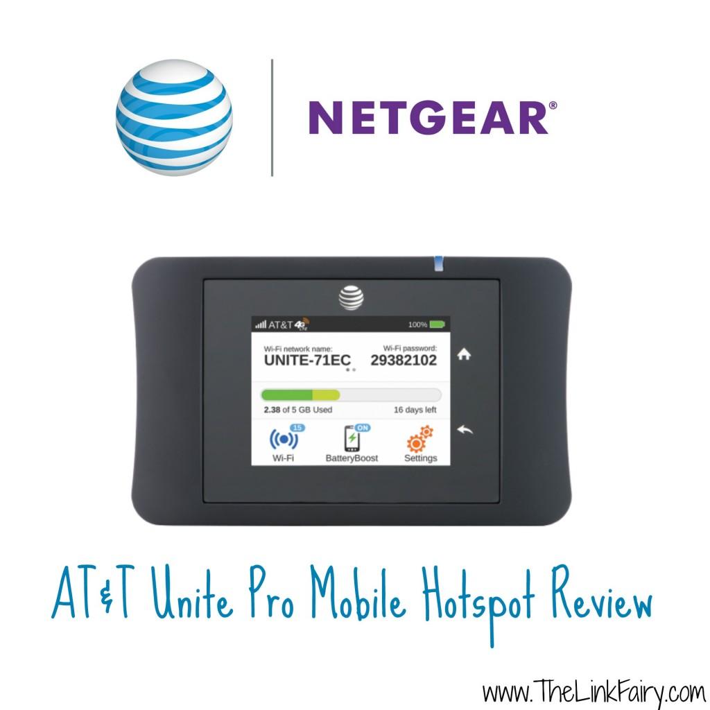 At&T Unite Pro Mobile Hotspot Review