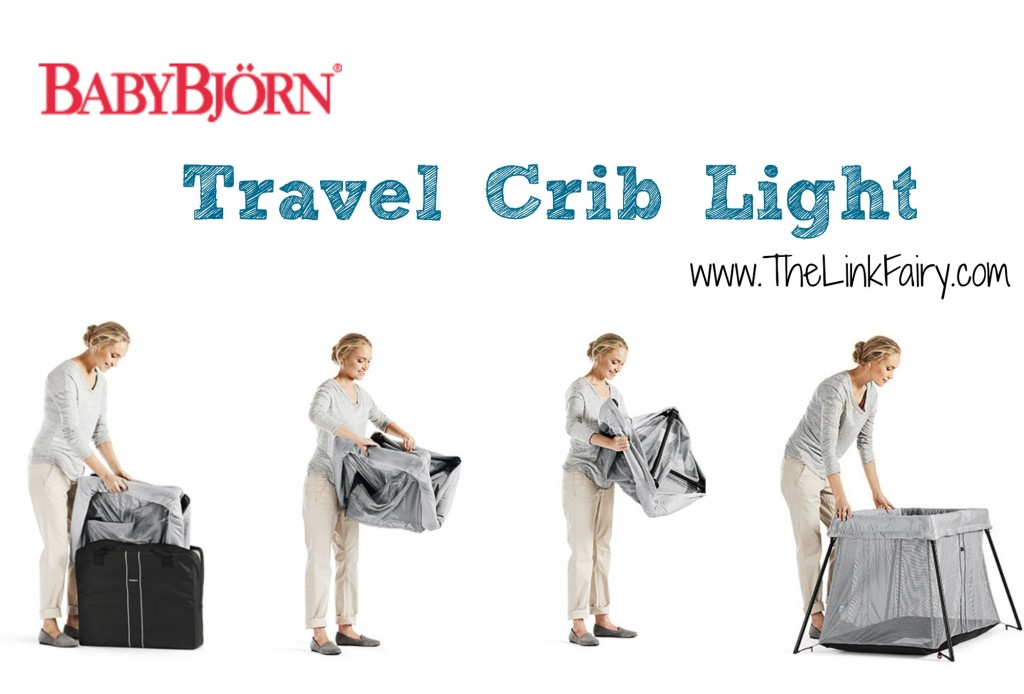 BabyBjorn Travel Crib Light Review 2
