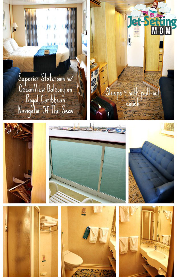 Balcony Room on Navigator Of The Seas