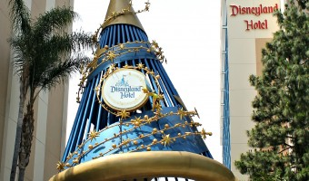 One magical place to stay, getting cozy at the Disneyland Hotel! #DisneySMMoms