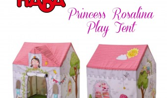 Enter to #win a Princess Rosalina Play Tent from HABA USA! #Giveaway