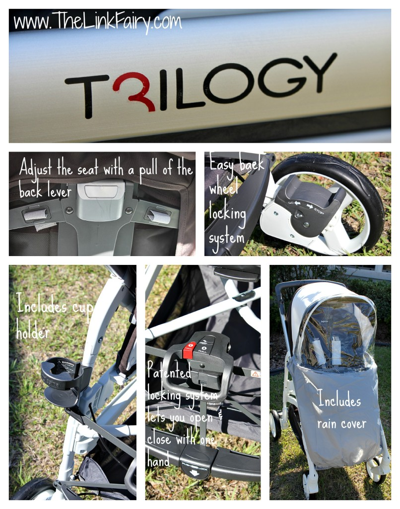 Inglesina Trilogy Stroller Review 2