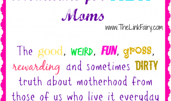 Are you a Mom? Share your motherly wisdom and be featured in an upcoming article!