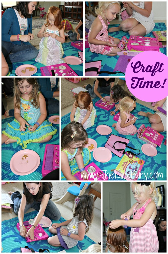Craft Time with Groovy Girls