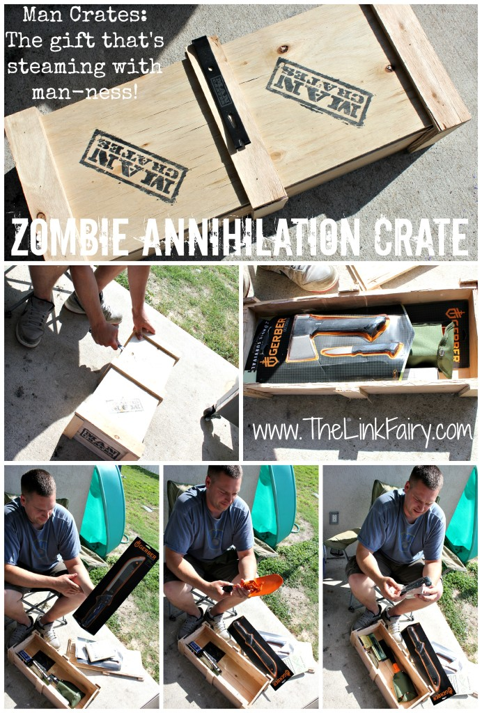 Man Crates Zombie Annihilation Crate Review