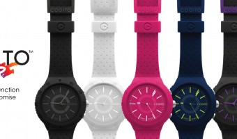 Keep your life connected with COGITO Watches from ConnecteDevice!