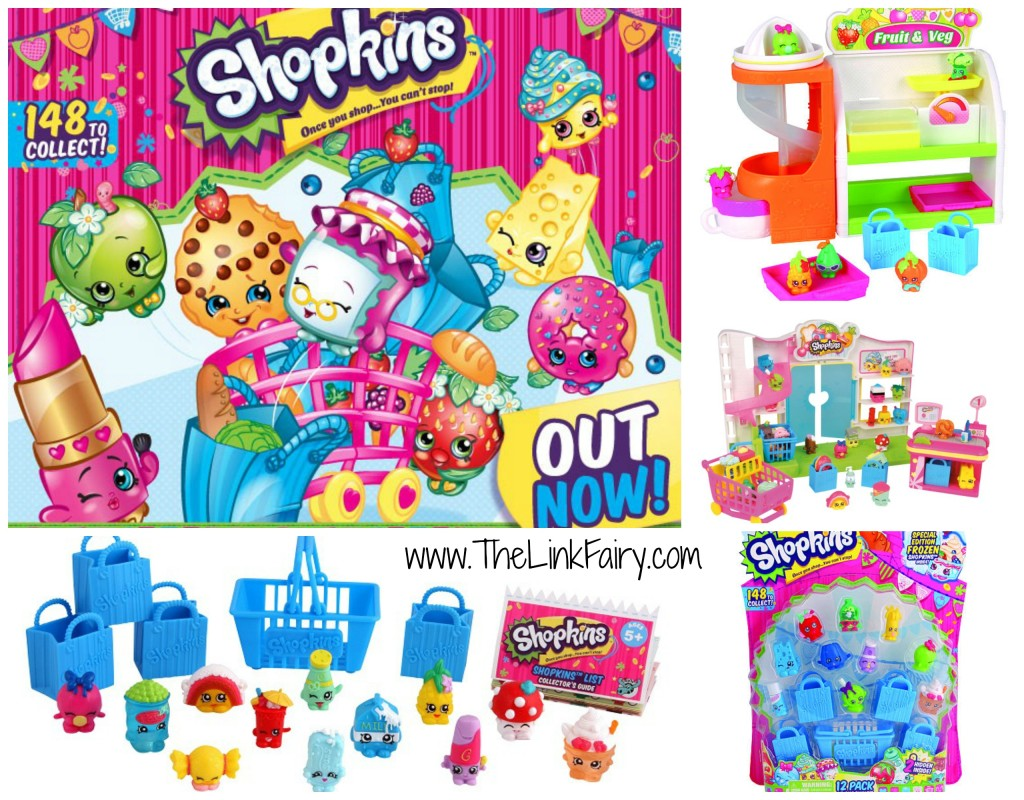 New Shopkins from Moose Toys!