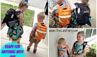 Trunki Paddlepak – The perfect backpack for kids!