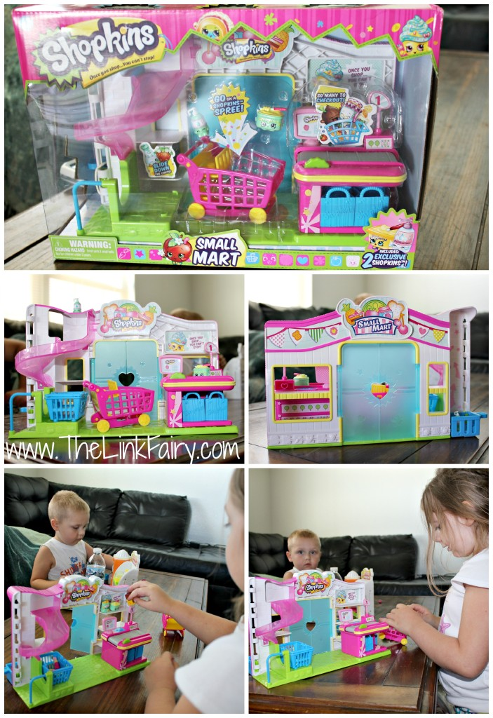 Shopkins Small Mart by Moose Toys
