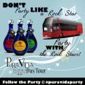 I'm ready to get Godsmacked with Pura Vida Tequila at the Rockstar UPROAR Festival! #puravidaparty
