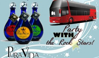 I'm ready to get Godsmacked with Pura Vida Tequila at the Rockstar UPROAR Festival! #puravidaparty