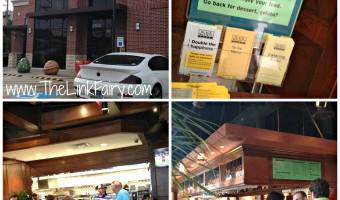 A new way to dine with Black Walnut Cafe! #GoHouston #food #travel
