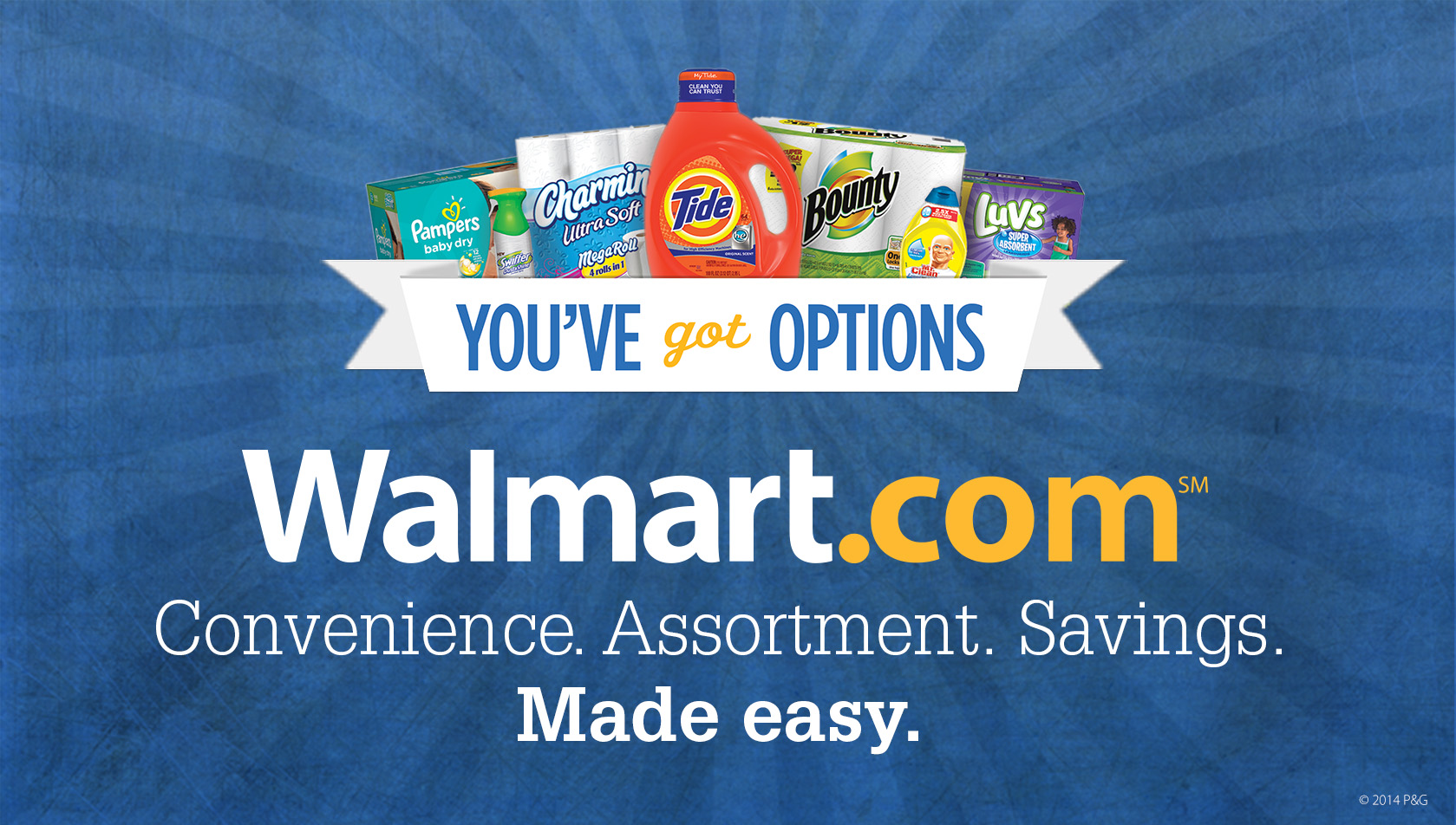 Shop Walmart Com For Great P G Products