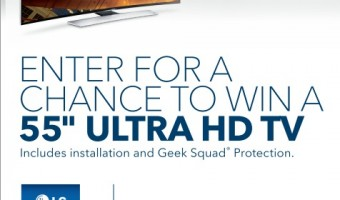 Experience Ultra HD TV during Best Buy Ultra HD in store events!  #UHDatBestBuy