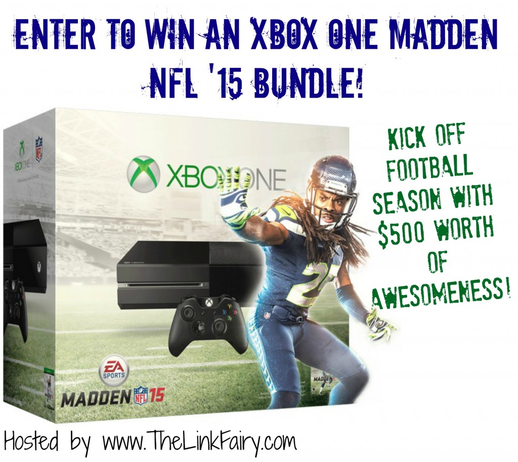 Few rounds as them in madden nfl 15 on a new xbox one console