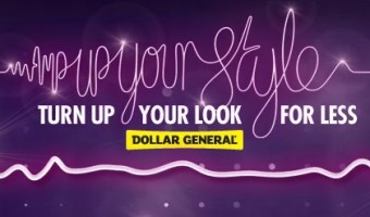 Amp up your hair with Tresemmé® and Dollar General! #DGStyleTips