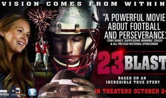 Vision comes from within – The new 23 Blast movie inspires us to believe in ourselves!