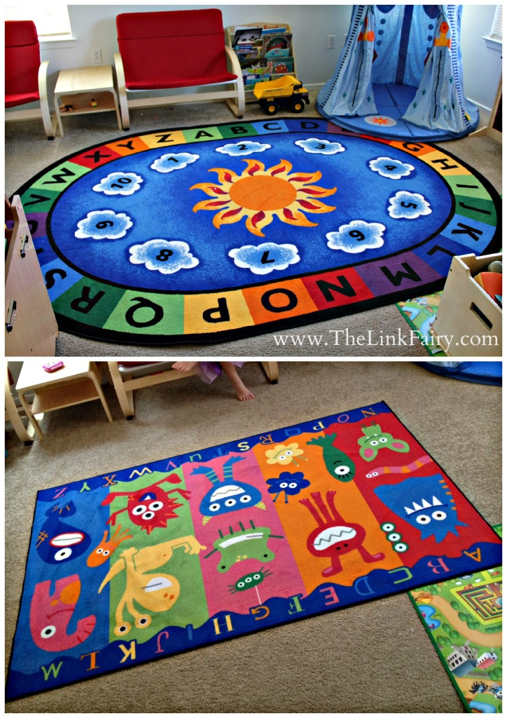 On a mission creating the perfect play room for Rugs for kids bedrooms