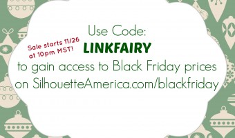 Black Friday deals at Silhouette America now live! #blackfriday #crafting #coupon