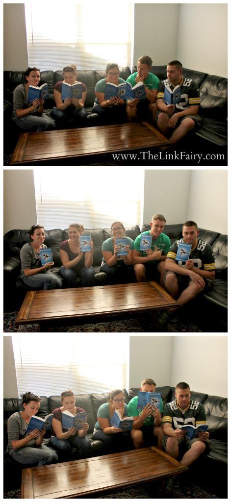 Enjoying MockingJay, book 3 in the Hunger Games Series! #MC #Mockingjay #sponsored