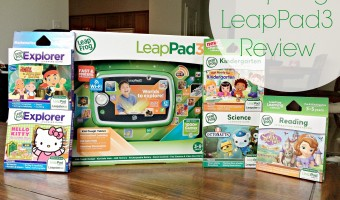 A new way to learn with LeapFrog's latest LeapPad3 Tablet! #LeapFrog #holidayshopping