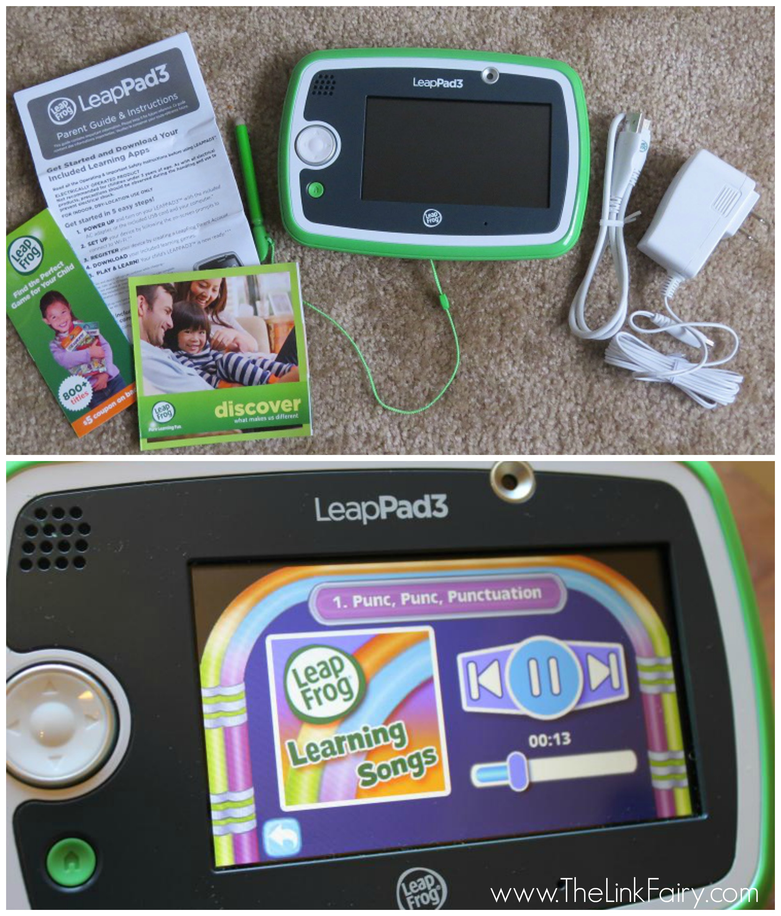 A new way to learn with LeapFrog's new LeapPad3