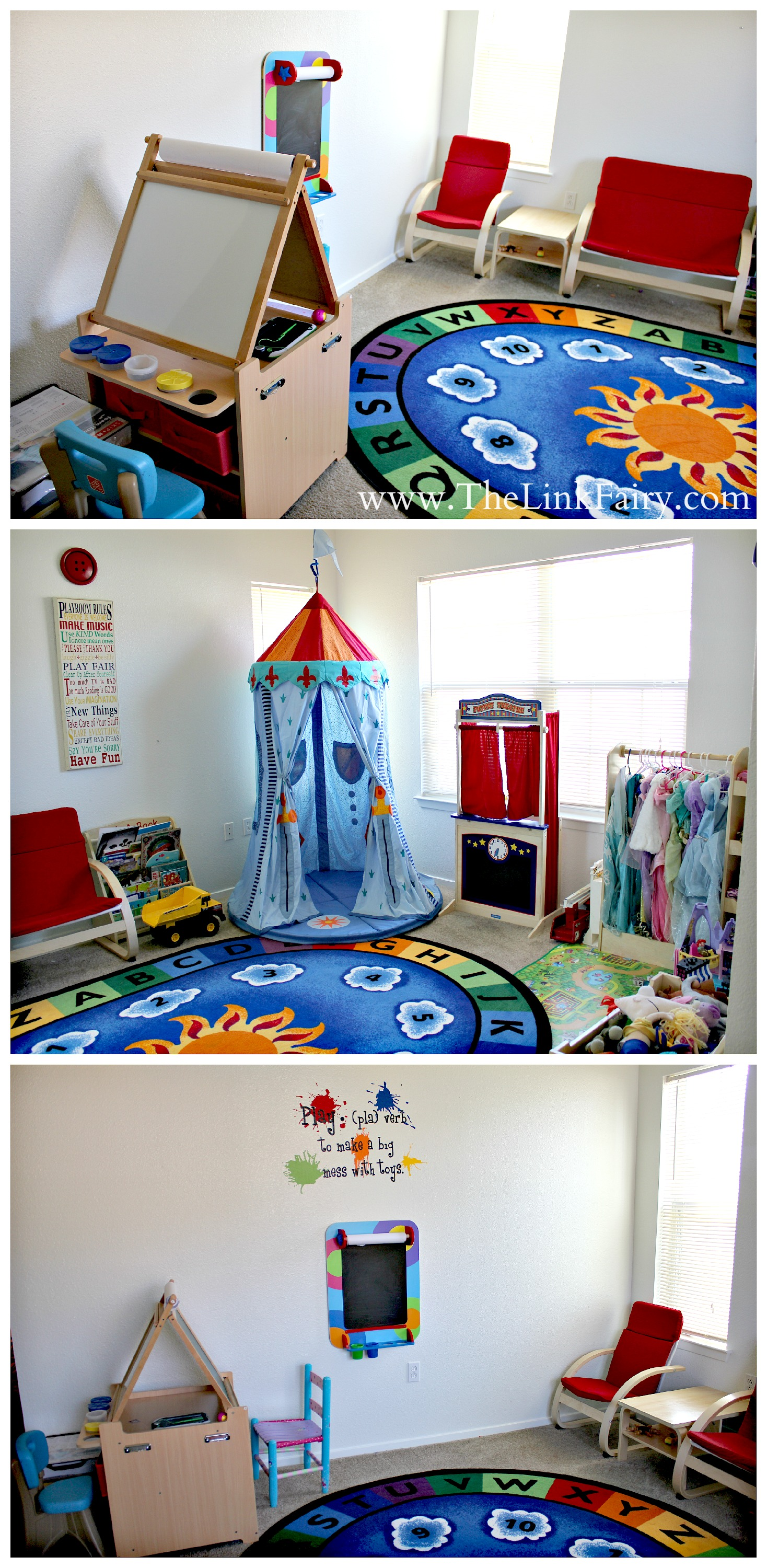 How To Design The Perfect Playroom For Your Kids: On A Mission: Creating The Perfect Play Room