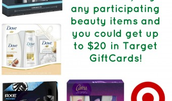 Give the Gift of Beauty with Holiday Savings at Target!