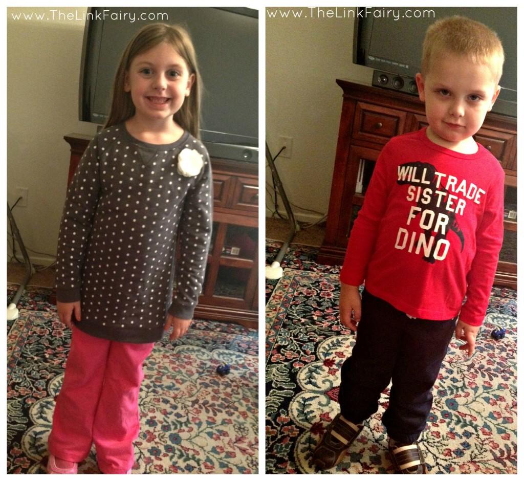 Super cute kids clothing from OshKosh B'gosh!