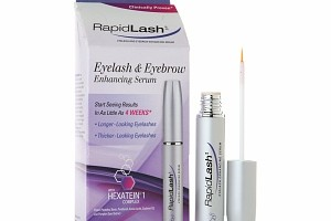 Increase your lashes for a natural bombshell look with RapidLash! #RapidLash #IC #Sponsored