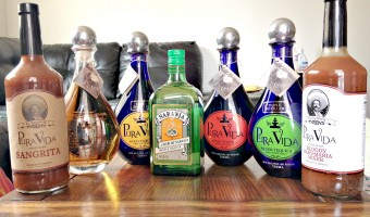 Amp up your holidays with Pura Vida Tequila!