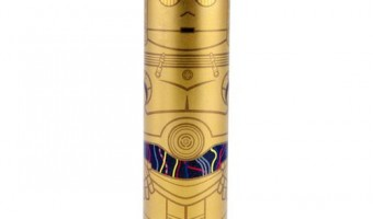 Charge up with the force – Mimobot C-3PO Power Tube Charger Giveaway!