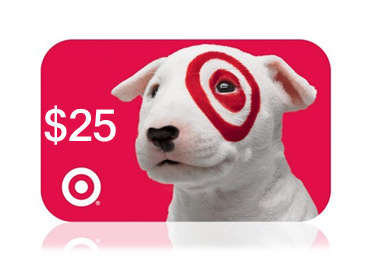 Win a $25 Target gift card on TheLinkFairy.com! #ad #spon #MyProductLineUp