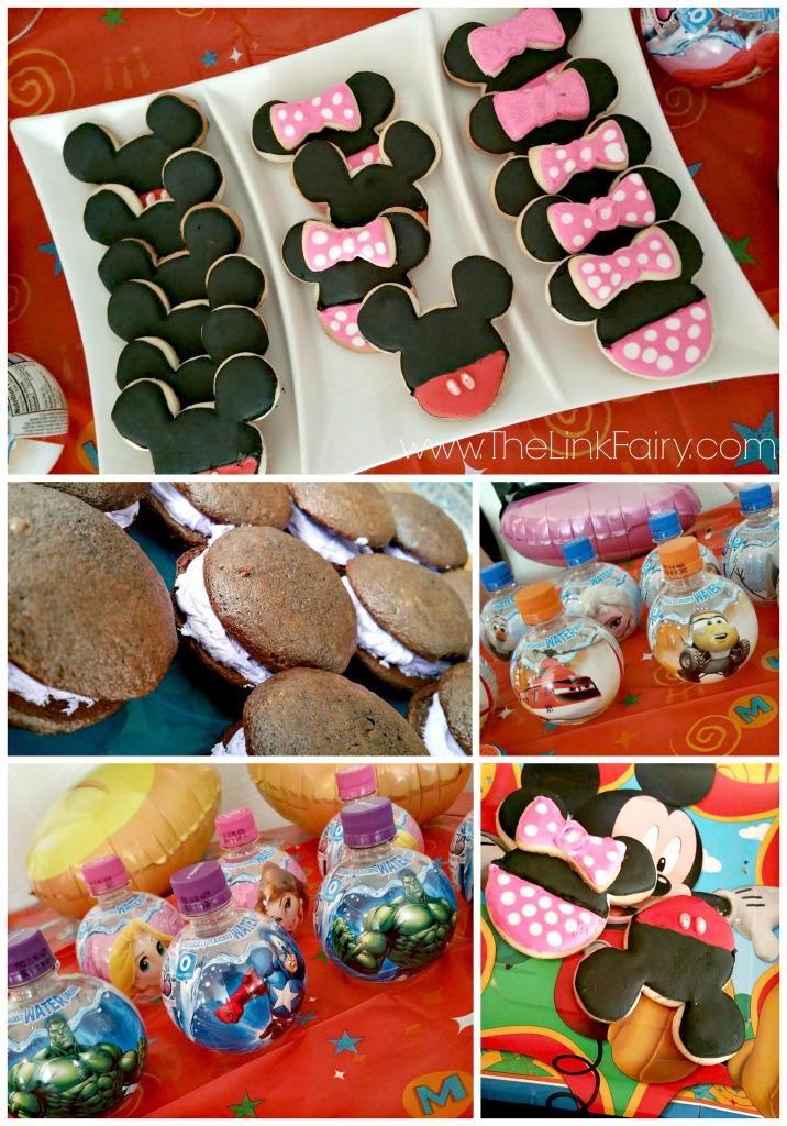 #DisneySide #ValentinesDay Party Ideas at TheLinkFairy.com