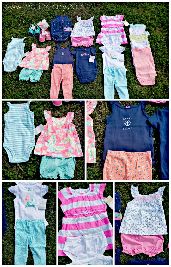 #SpringIntoCarters with adorable warm weather finds #IC #ad