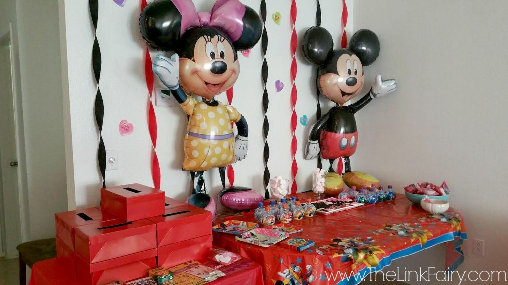 We loved hosting a #DisneySide #ValentinesDay party!