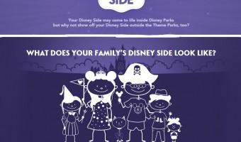 Create a Disney Side family decal for FREE! #Disney #DisneySide #DisneyVacation#travel