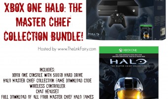 XBOX ONE Halo: The Master Chief Collection Gaming Bundle #Giveaway ! #gamer #gaming #Halo #xbox