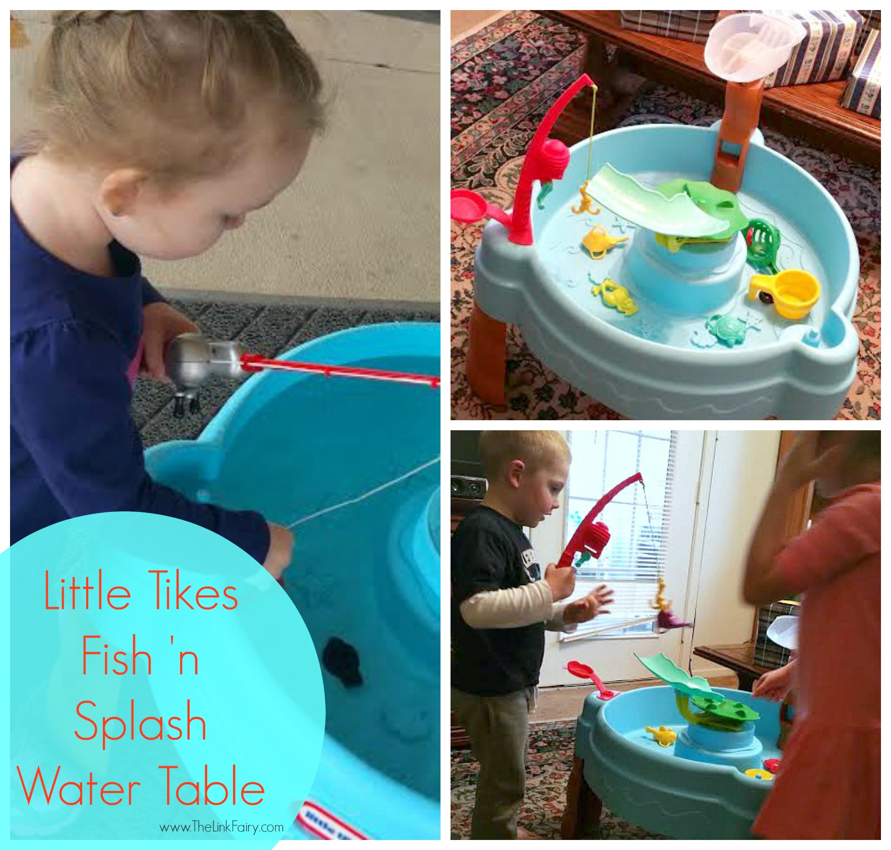 Little Tikes Fish n Splash Water Table Review