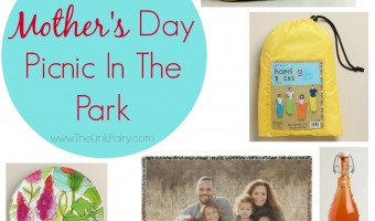 Celebrate Mother's Day with a picnic in the park! #MyAmazingMom #MothersDay