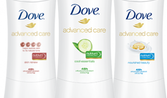 I can't wait to try Dove Advanced Care Anti-Perspirant/Deodorant!