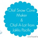 Olaf toys from Jakks Pacific