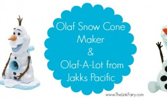 Add a little snow to your Spring with new Olaf toys from Jakks Pacific! #JakksToys #Spon