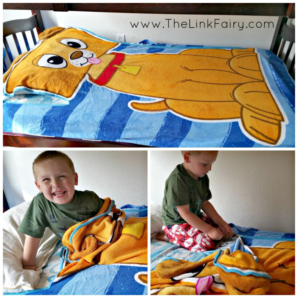Take The Boring Out Of Bed Making With Zippysack Jet