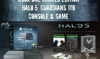 XBOX One HALO 5 Guardians Gaming Bundle #Giveaway ! #Gamer #Gaming #halo #XBOX