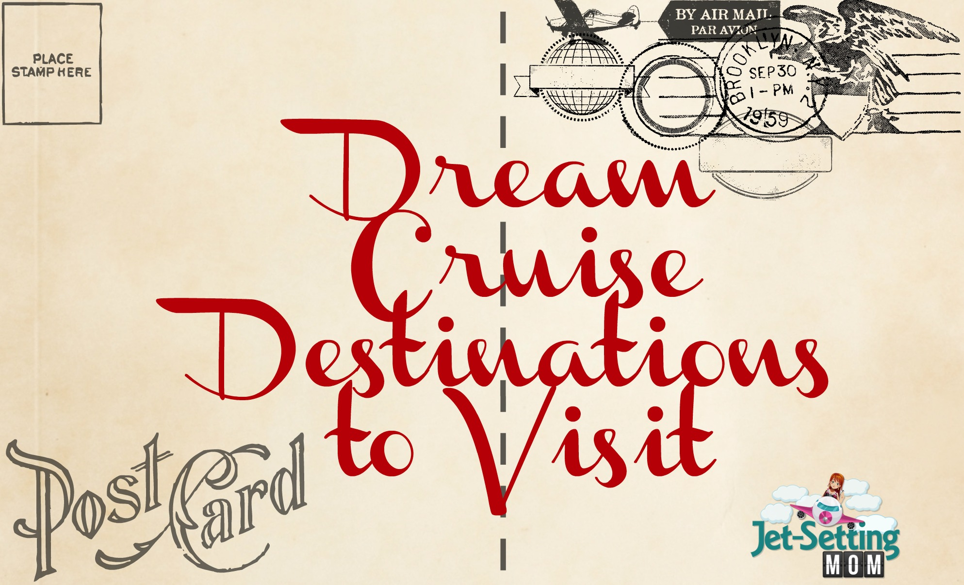 Dream Cruise Destinations To Visit! #travel #familytravel #cruising