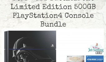 Enter the #PS4 #StarWars Battlefront Gaming Bundle Giveaway! #gamer #gaming #videogames